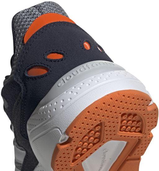 Adidas Crazychaos J/Grethr/Ftwwht/Legink fantovski športni čevlji