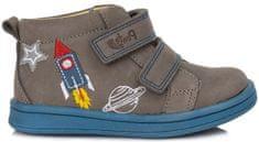 Ponte 20 usnjeni fantovski čevlji, 25, večbarvni