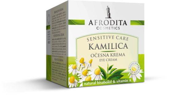 Kozmetika Afrodita krema za oči od kamilice, 15 ml