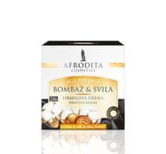 Kozmetika Afrodita hranljiva krema Cotton & Silk, 50ml