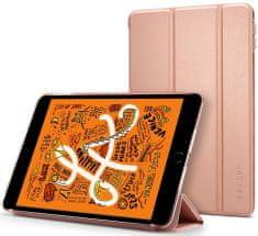 Spigen Ochranné puzdro Smart Fold Case pre Apple iPad Mini 5 2019, zlatoružové 051CS26113 - rozbalené