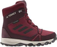 Adidas Terrex Snow CP CW/Actmar/Cblack/Maroon K otroška zimska obutev, 39,3 - Odprtaa embalaža