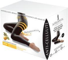 Kozmetika Afrodita masažne hlačne nogavice Anticellulite, št. 36-40