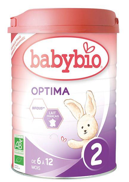 Babybio Optima 2 - 900 g