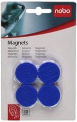 Nobo magnetki, 1/4, 30 mm