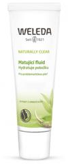 Weleda Naturally Clear matující fluid na problematickou pleť