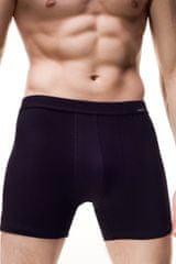Cornette Férfi boxeralsó Authentic 092 plus black, fekete, 3 XL