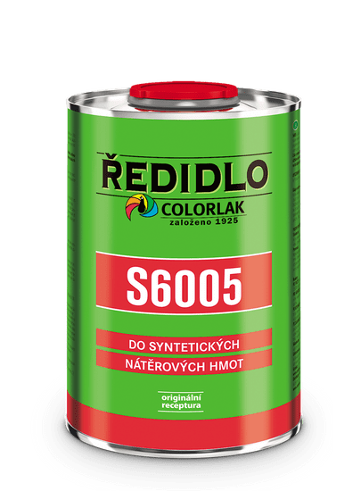 COLORLAK Riedidlo S-6005