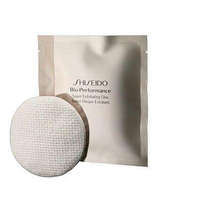 Shiseido Bio-Performance čistící peeling pro všechny typy pleti (Super Exfoliating Discs, peeling) 6 g