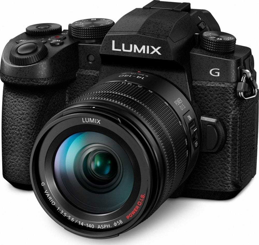 Panasonic Lumix G90 + 14-140 mm (DC-G90HEG-K)