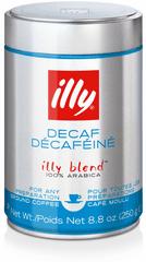 illy mleta kava, brezkofeinska, 250 g