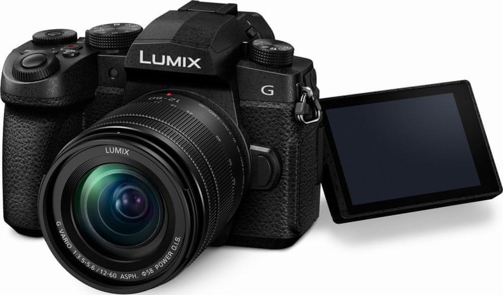 Panasonic Lumix G90 + 12-60 mm (DC-G90MEG-K)