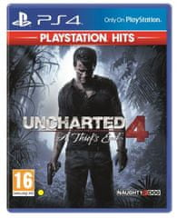 Sony igra Uncharted 4: A Thief's End - PlayStation Hits (PS4)