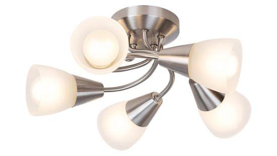 Rabalux Conor, bodové stropní svítidlo 5x E14 max. 40 W 5691