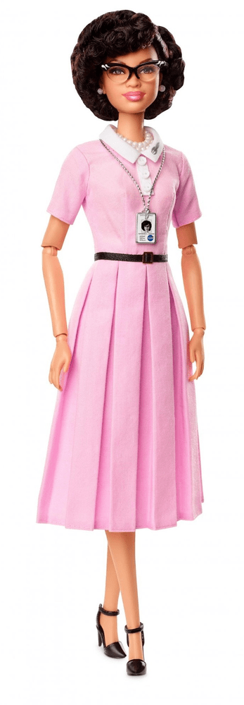 Mattel Barbie Světoznámé Ženy - Katherine Johnson