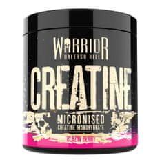 Warrior Creatine Micronised 300 g - blazin berry