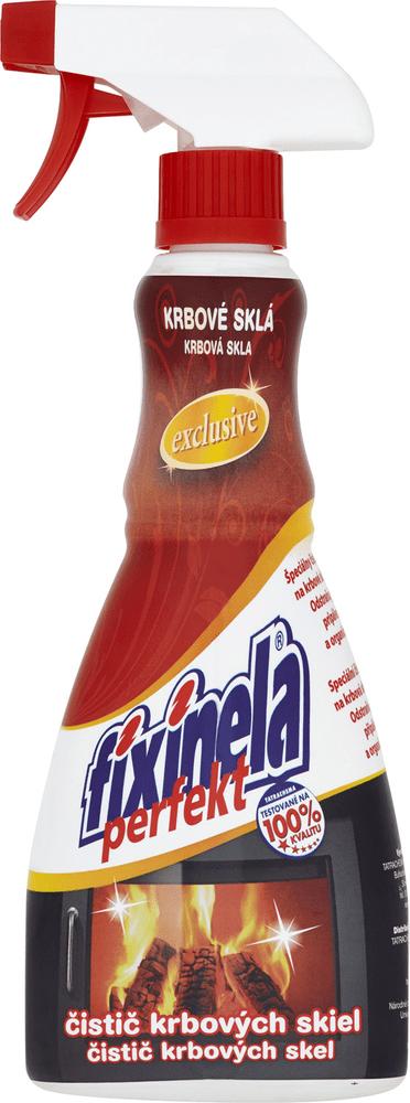 Tatrachema Fixinela Perfekt čistič krbových skel 500 ml