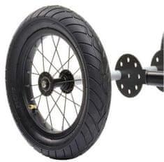 TryBike pomožno kolesce Trike Kit, črno