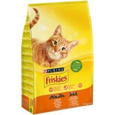 Friskies Cat s hydinovým 10 kg