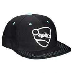 J!nx Rocket League Blue Team Snap Back Hat, kapa s šiltom, črna