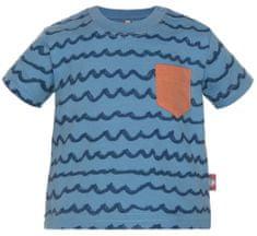 2be3 chlapecké tričko Beach 68 modrá