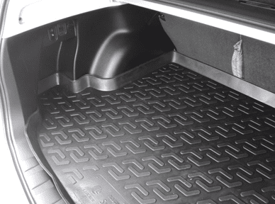 SIXTOL Vana do kufru gumová Škoda Octavia III Combi (5E) (13-)