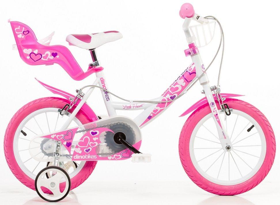 """Dino bikes Dívčí kolo 16"""""""