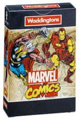 Winning Moves Waddingtons Játékkártyák: Marvel Comics Retro