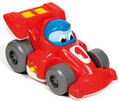 Clementoni jeżdżąca wyścigówka
