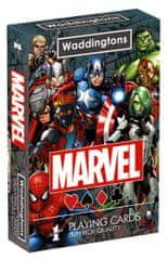 Winning Moves Waddingtons Játékkártyák: Marvel Universe