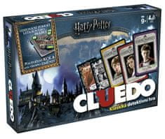 Winning Moves Cluedo Harry Potter CZ