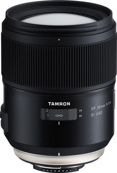 Tamron SP 35/1,4 USD objektiv (Nikon) F045N