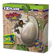 SES rastući dinosaurus u jaju