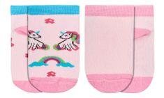 Garnamama lány zokni szett 2pár 28 - 30 rózsaszín