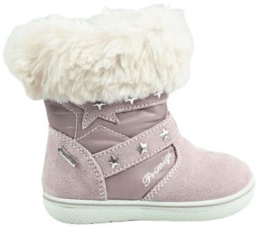Primigi dívčí zimní obuv 23 růžová