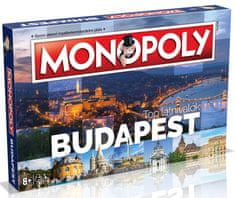 Winning Moves Monopoly Budapest HU