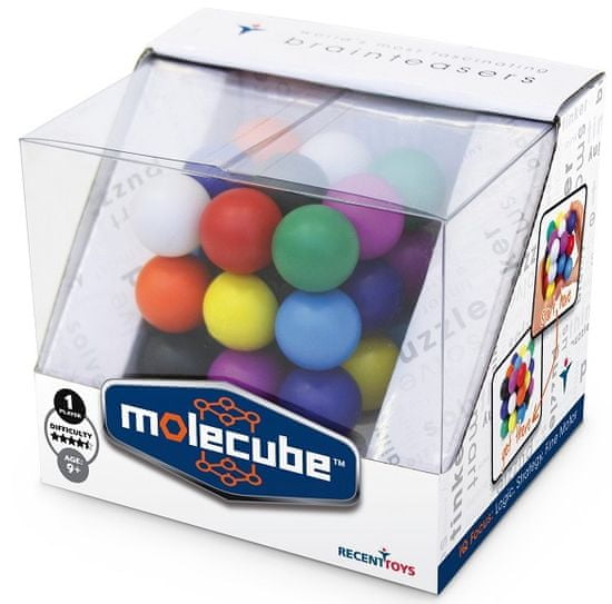 Recent Toys miselna igra Molecube