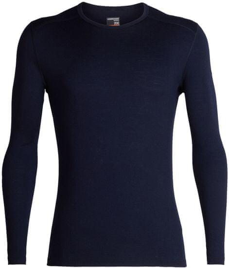 Icebreaker moška majica Mens 200 Oasis Ls Crewe