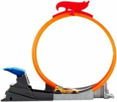 Hot Wheels Kaskadérské kousky Loop star