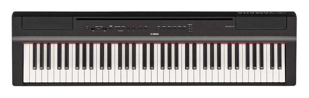 Yamaha P-121 B Digitální piano