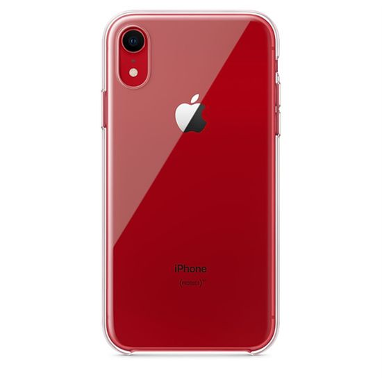 Apple etui iPhone XR Clear Case MRW62ZM/A