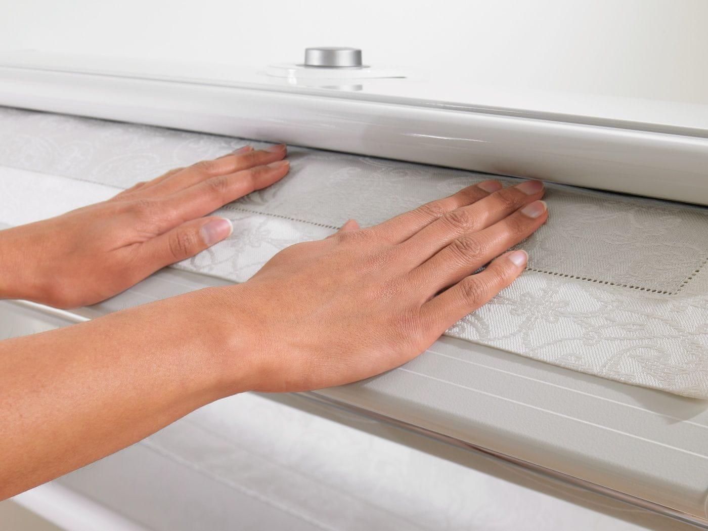 Automatický systém ochrany prstů