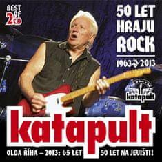 Katapult: 50 let hraju rock! (2x CD) - CD