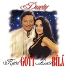 Gott Karel, Bílá Lucie: Duety (Edice 2018) - CD