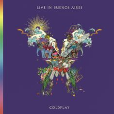 Coldplay: Live In Buenos Aires (2x CD) - CD