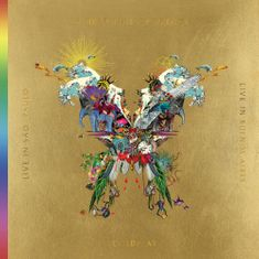 Coldplay: Live In Buenos Aires / Live In Sao Paulo / A Head Full Of Dreams (2x CD + 2x DVD) - CD+DVD