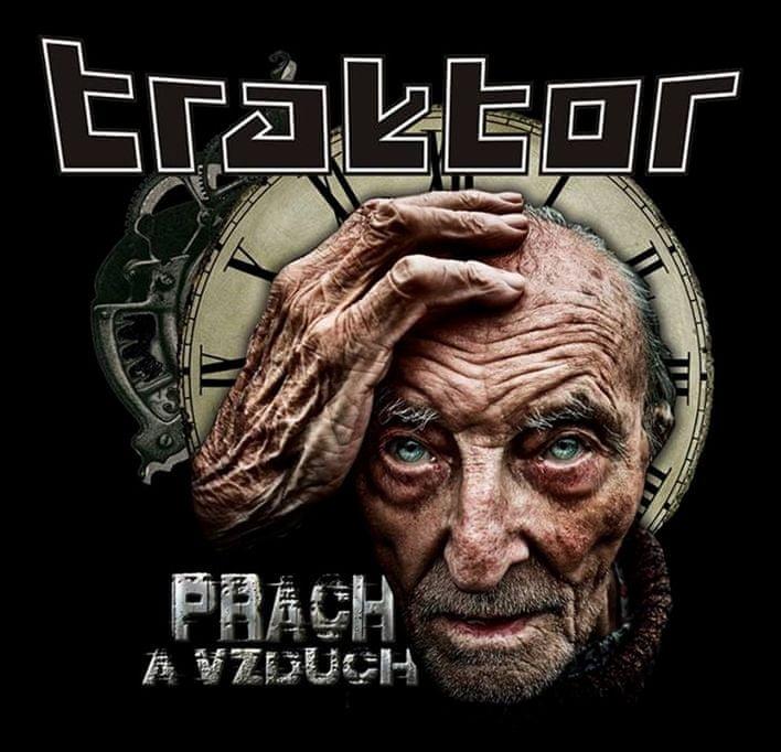 Traktor: Prach A Vzduch (2x CD+1x DVD) - CD + DVD