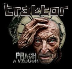 Traktor: Prach A Vzduch (2x CD+1x DVD) - CD + DV - CD+DVD