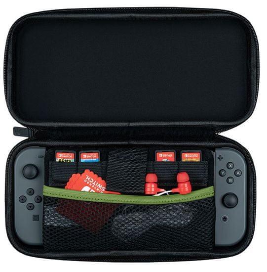 PDP Switch Slim Super Mario, potovalna torbica