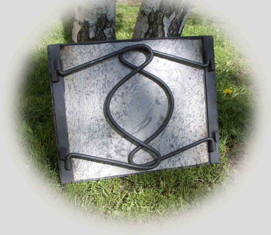 Naveneko Grilovací kámen na ohniště